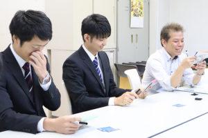 ディアシステム株式会社 2019年卒内定式